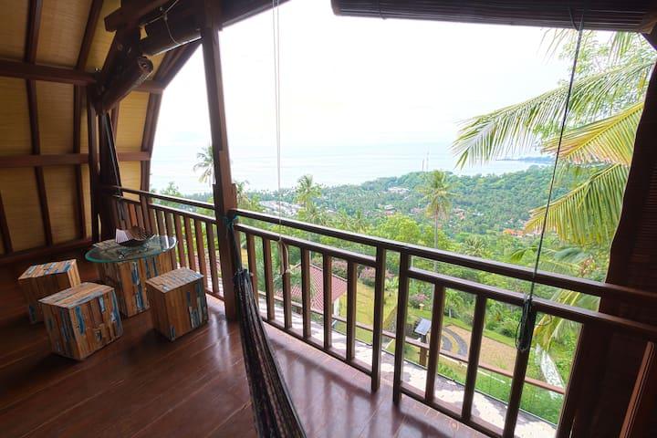balcony villa payung