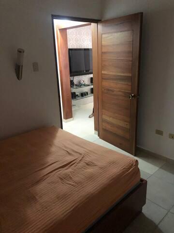 Apartamento amueblado en Bani.