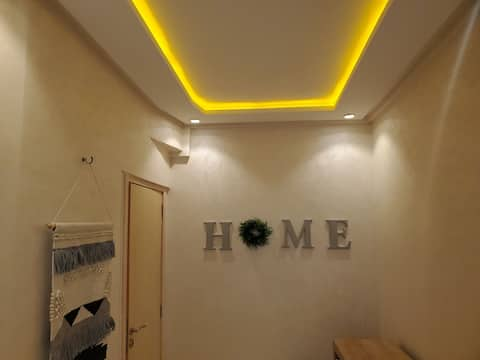 Newly built and furnished appartment..