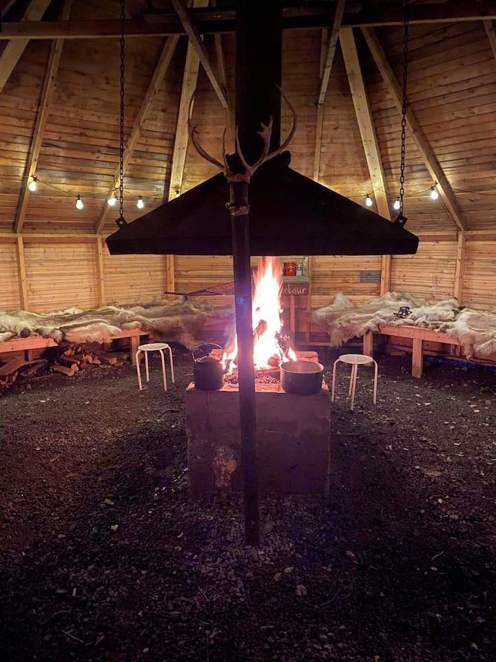 North Sami tipi