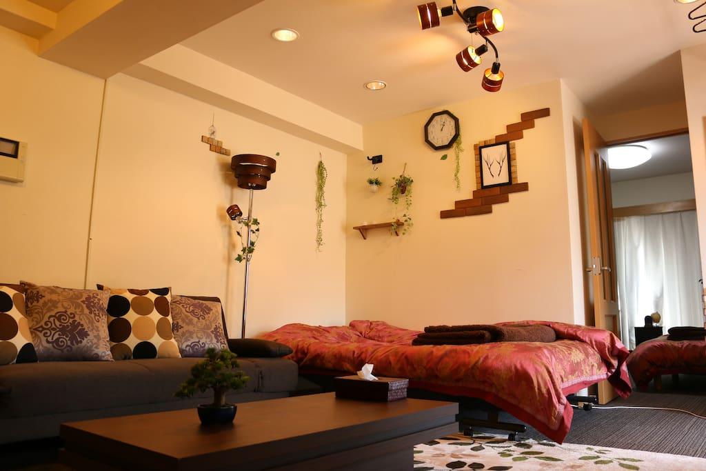 Living room:)