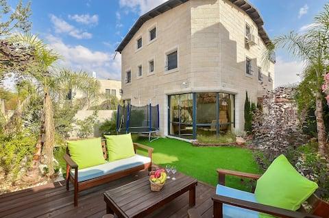 New Villa in Jerusalem
