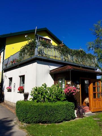 Ferienwohnung Haugschlag - Litschau - Apartament