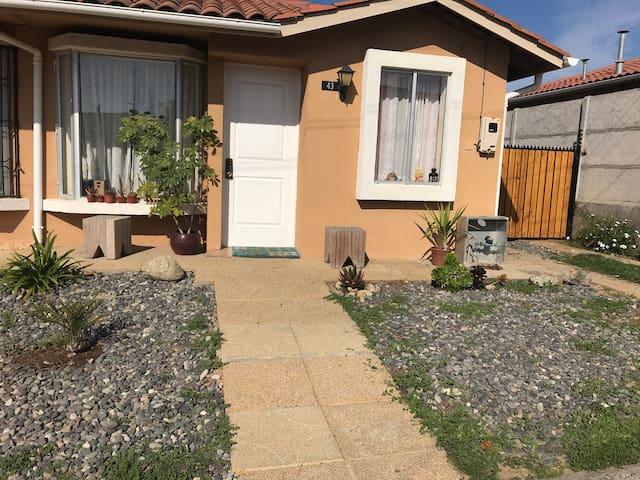 Casa de Playa Algarrobo