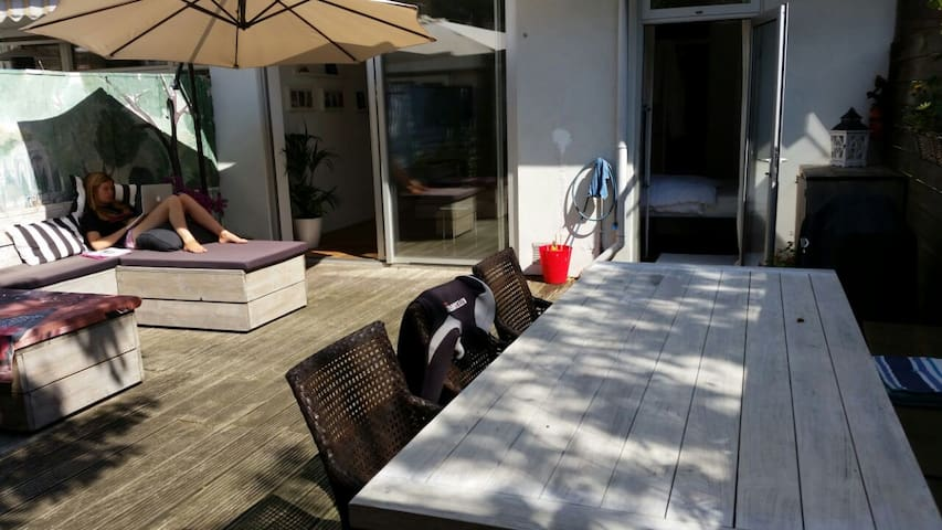 A lovely bright home, perfect location - Den Haag - Apto. en complejo residencial