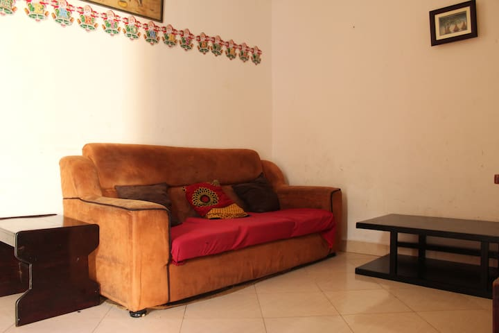 Afro Home stay is one of its kind come experince