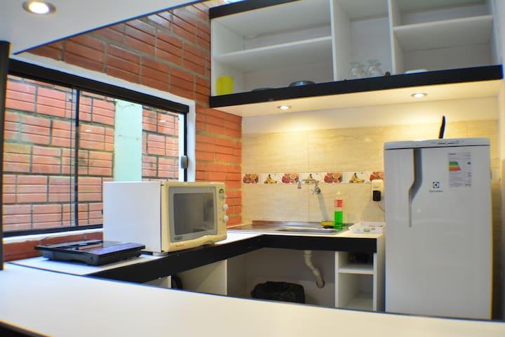 Departamento Pequeño - San Lorenzo - Apartment