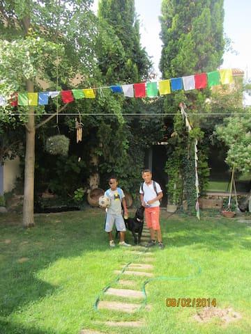 habitacion  en  casa  unifamiliar - Alfaro - Casa