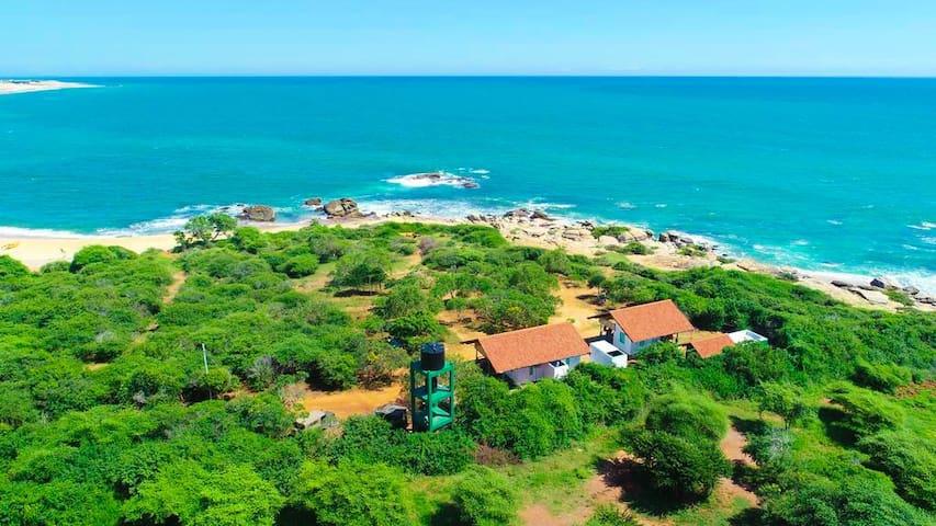 Nil Sisila Beach Resort Yala -Deluxe Twin Bed Room