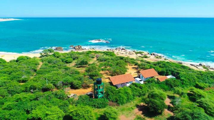 Nil Sisila Beach Resort Yala - Deluxe Room
