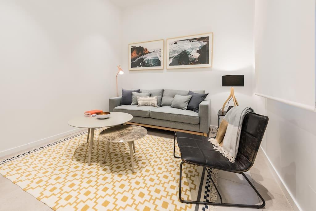 Livingroom - Salón