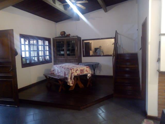 Casa da Bel  (R$42,00 por pessoa)