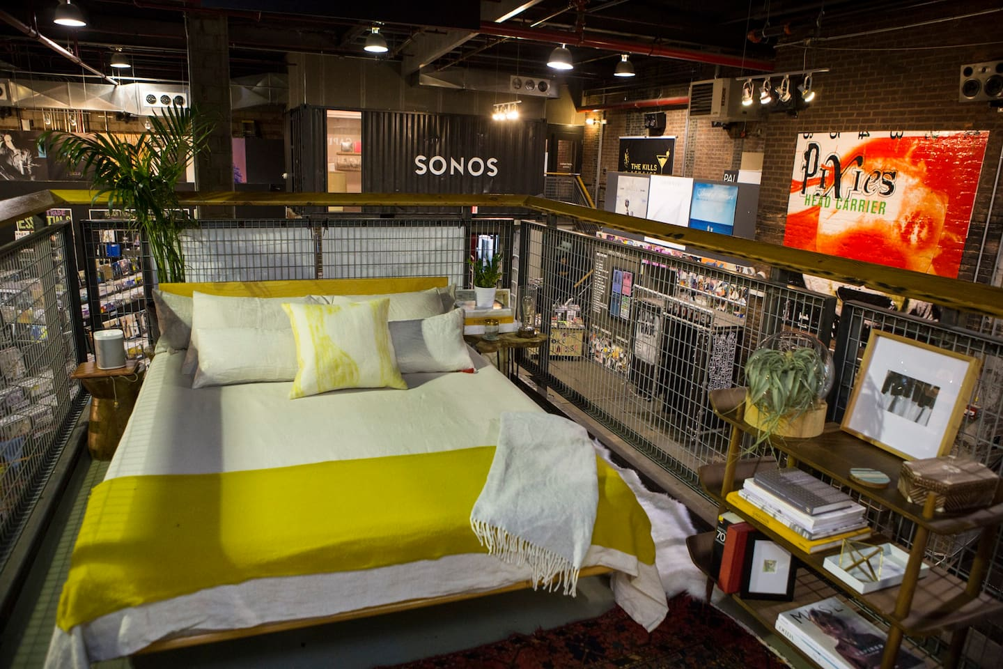 Sonos Listening Room at Rough Trade