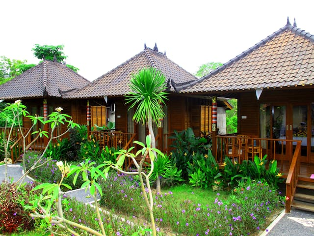 #Luxury Lembongan Bungalow Limited Offer#