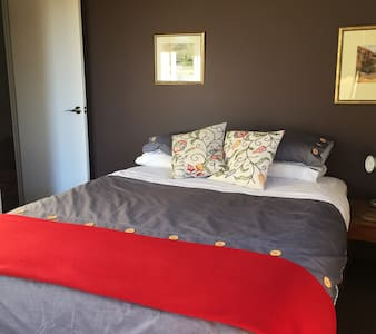 The Tussock's guest bedroom - Lake Tekapo - Dom