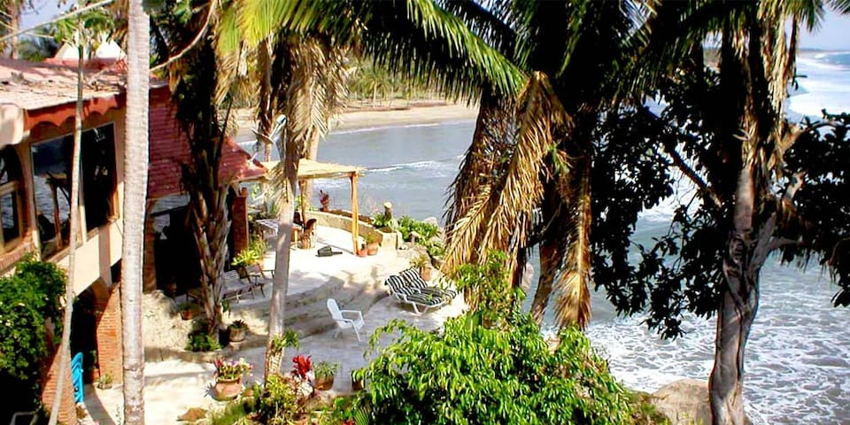 Villa Exotica - Platanitos Surf and Beach