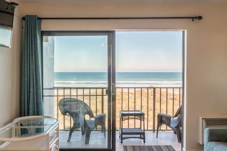Sand & Surf! DIRECT OCEANFRONT!-Summer Specials!!!