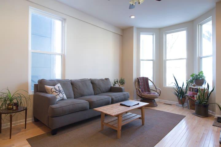 Huge Modern 4BR/2BA Apartment - Chicago