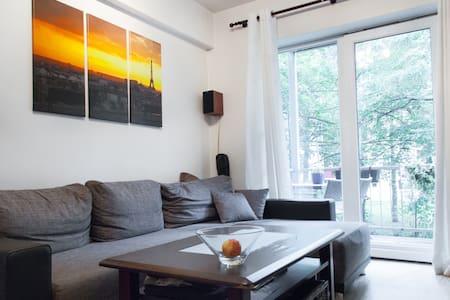 Cozy apartment near center of köln - Köln - Wohnung