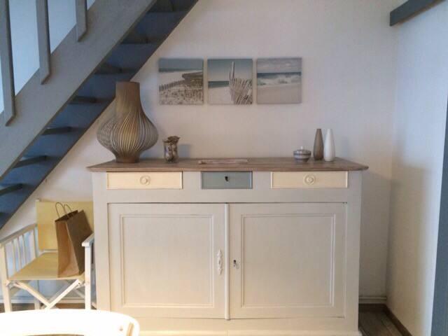 Petite maison  de la plage