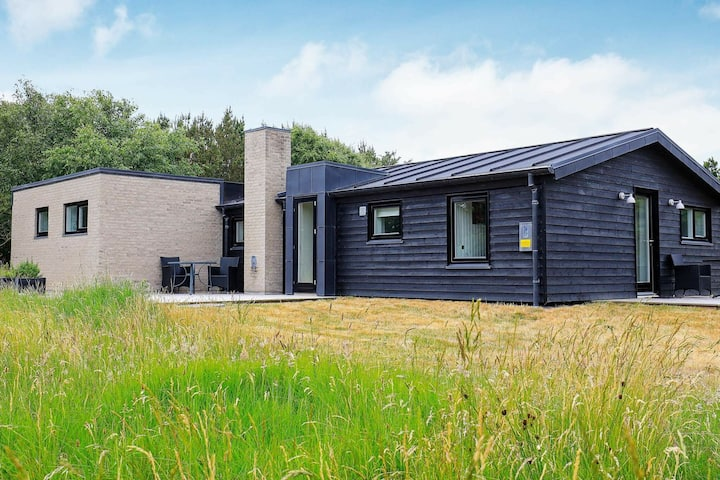 Gorgeous Holiday Home in Jutland, Midtjylland with Sauna.