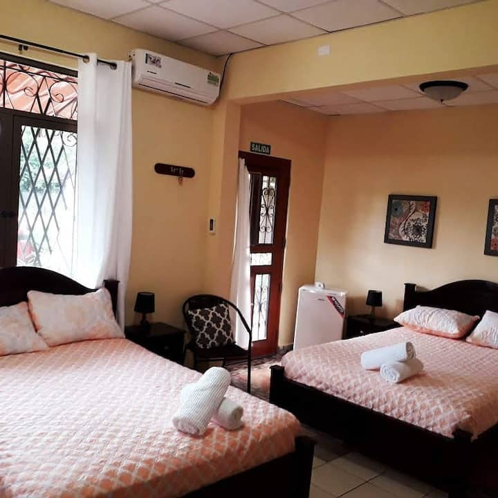 Comfortable Private Double Room in a Family House