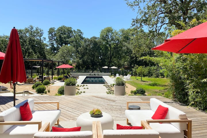 The Westside Ranch – 1-Acre Oasis w/ Pool & Spa