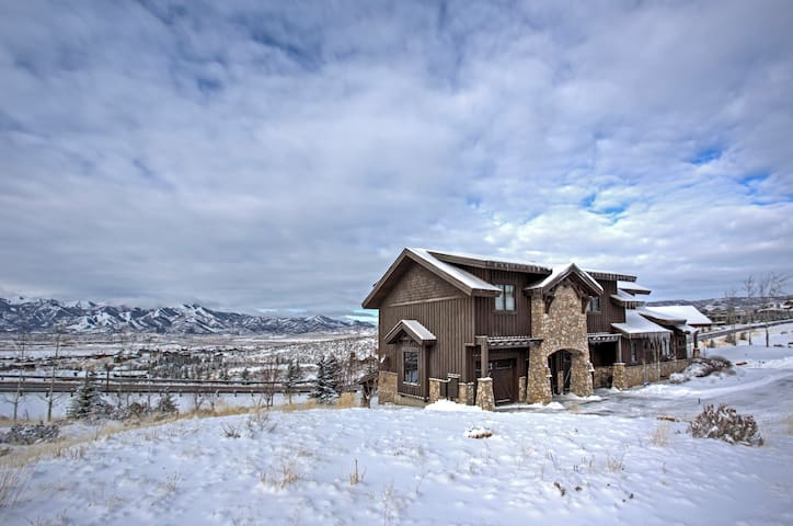Luxury Mtn Home, Movie Theater, Sleeps 18-20 - Park City - Hus