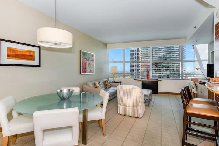 Luxury Apartment on Brickell Ave