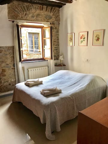 Charming apartment in the heart of Borgo a Mozzano