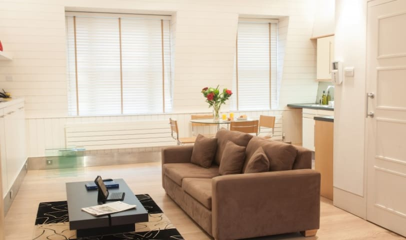City London Serviced Apartments