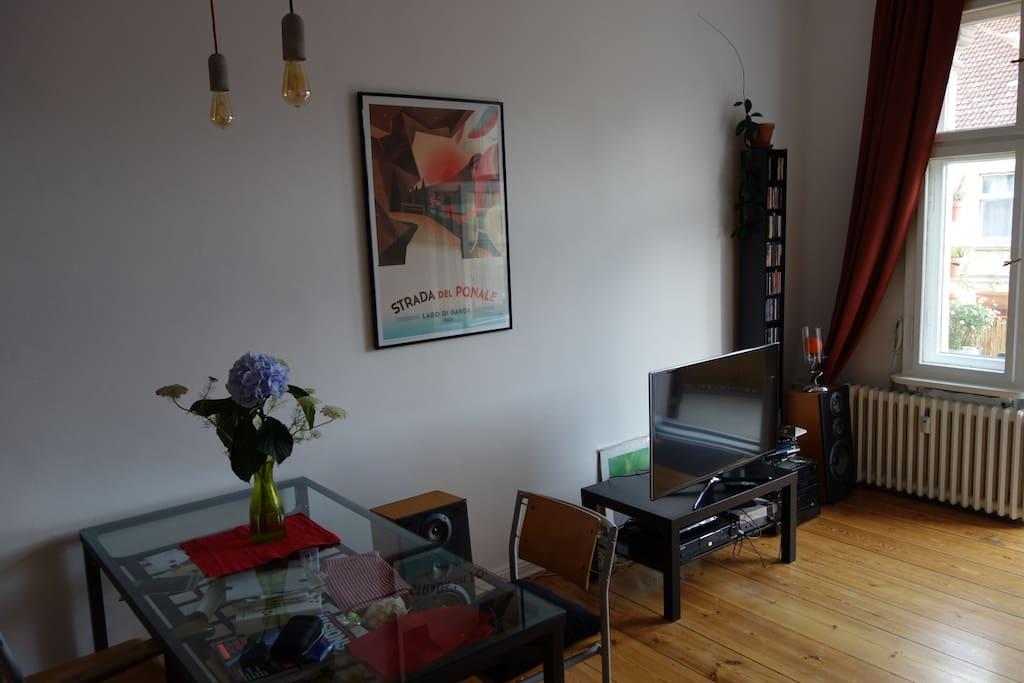livingroom (Wohnzimmer)