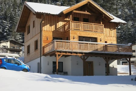 New Apartment (East) in Schnann, Arlberg