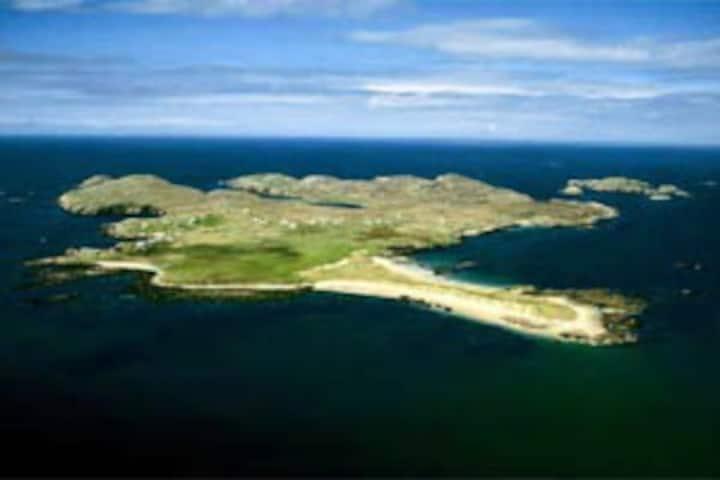 Gola Island home