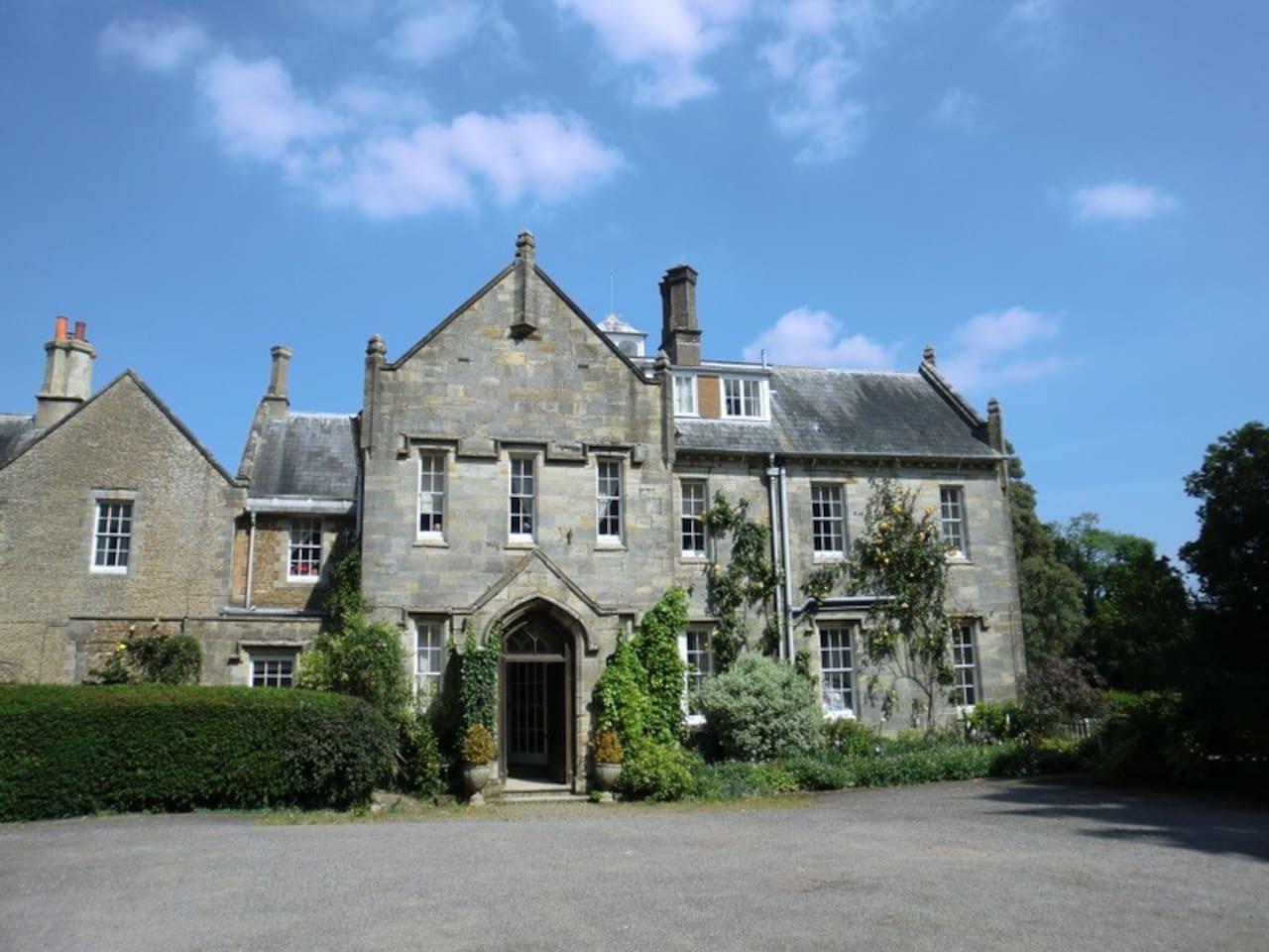 Brookhill House