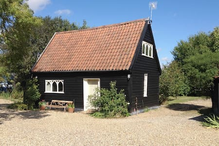 Hedgerow Barn, Great Green, Thurston, Suffolk - House