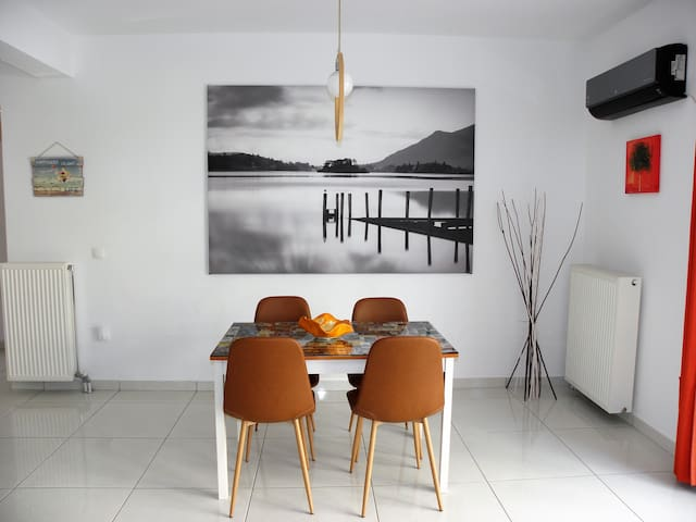 Scandinavian Experience - design apartment