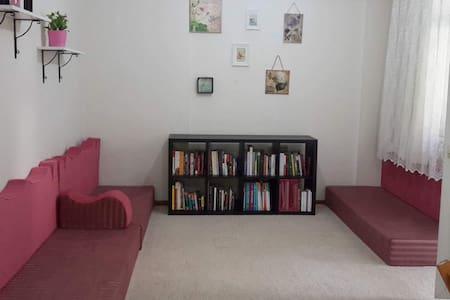 Amazing duplex house, ground floor! - Fatih - Квартира
