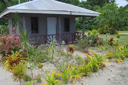Cabin at Matareva Beach 1 - Lotofaga-uta - Casa de campo