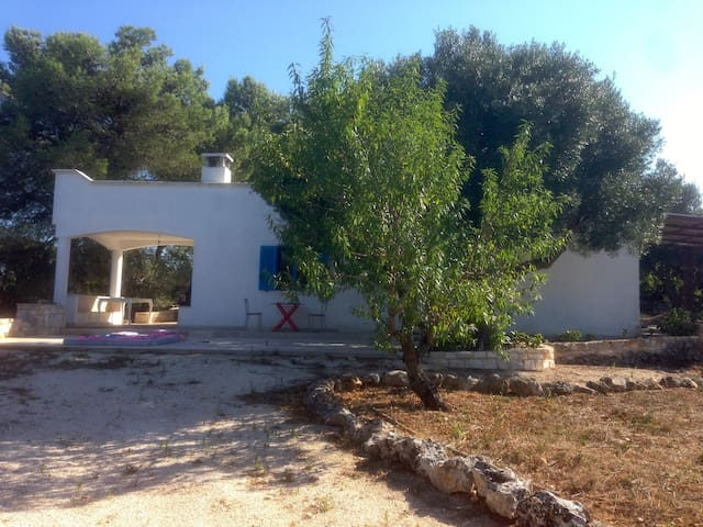 house in the countryside **silent**6km to Ostuni