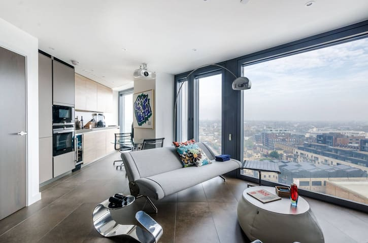 Luxury One Bedroom in Clerkenwell High-Rise