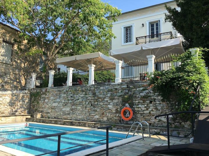 Amazing Pelion Mansion · Rooms + Bungalows