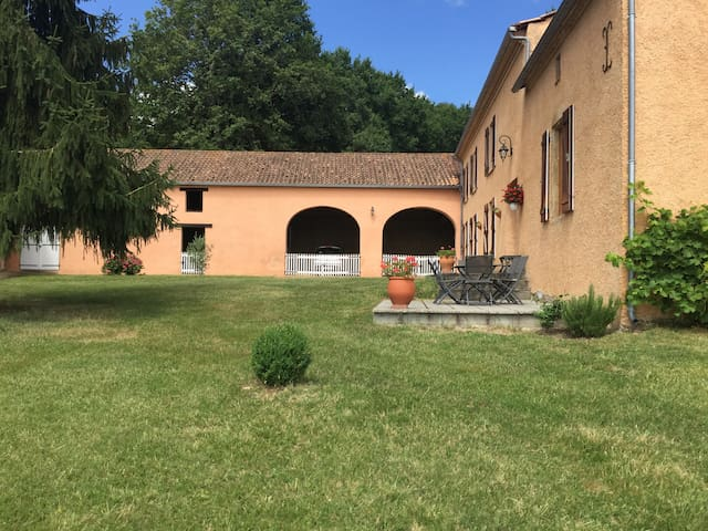 Villa Sombrun close to Marciac