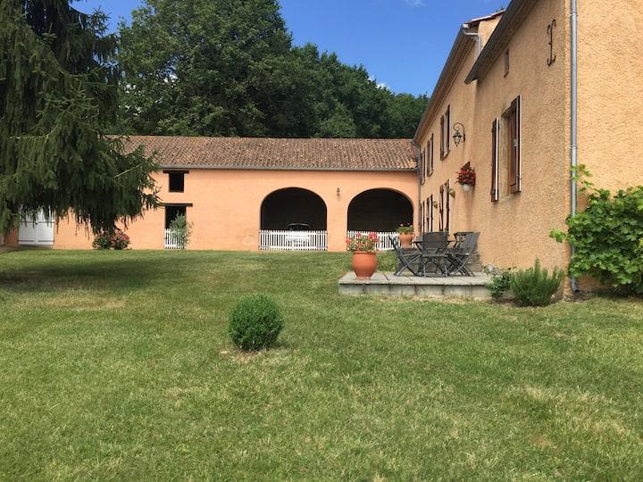 Villa Sombrun