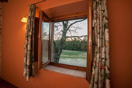 '' il Tesoro '' Country inn - Acquasparta - Apartament