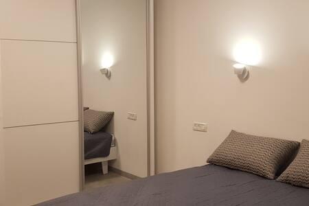 Apartment in great location near the Mediterranean Sea