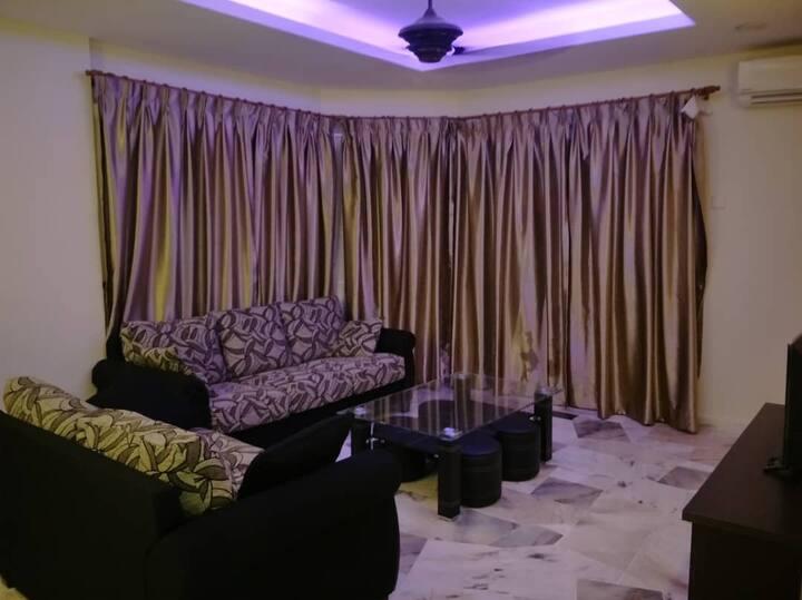 Cozy 3bedroom with ocean view, Bay View Villa, PD