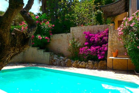 Charming house with swimming pool - La Farlède