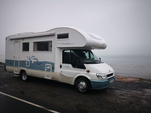 Rosie's Camper (travel Ireland in comfort)