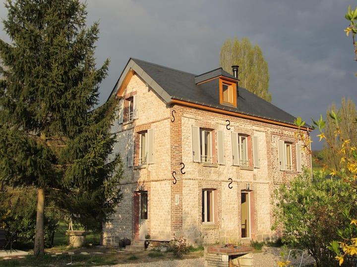 holyday cottage environmentally friendly